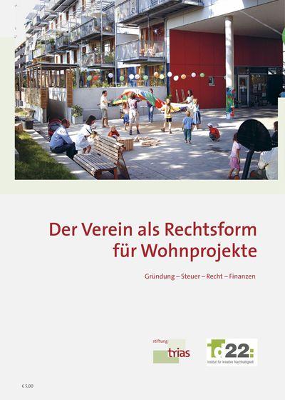 Verwandtes Buch - Der Verein als Rechtsform fuer Wohnprojekte