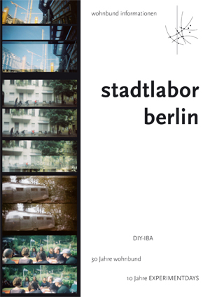 Related book - Stadtlabor Berlin