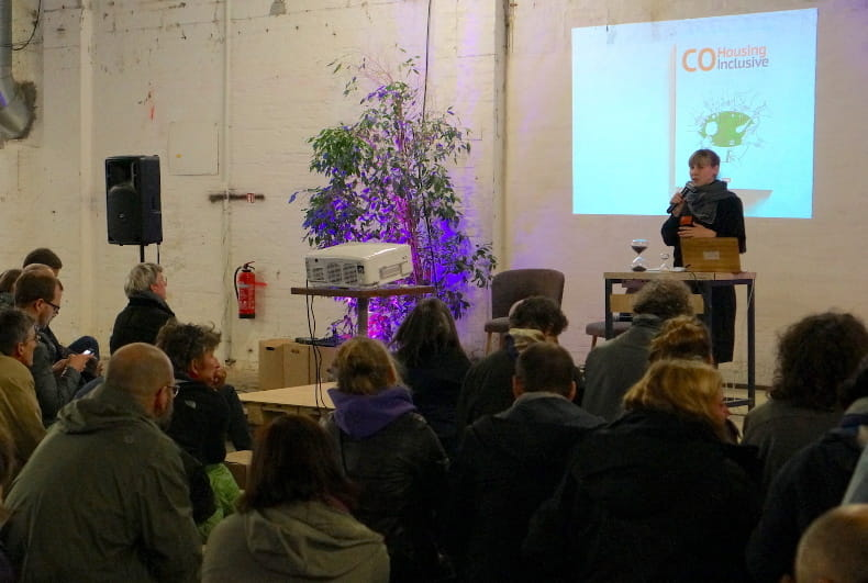 Cohousing inclusive event