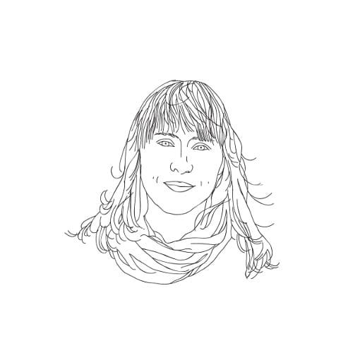 Portrait Larisa Tsvetkova