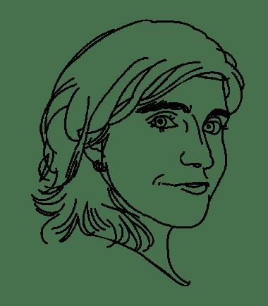 Portraet Sophie Schoeffler