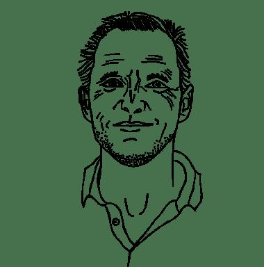 Portrait Sven Lager